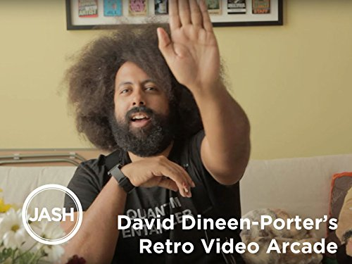 David Dineen-Porter's Retro Video Game Arcade - Season 1