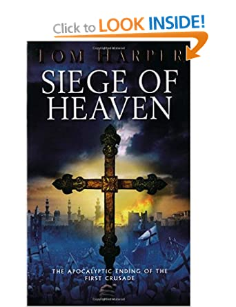 Siege of Heaven - Tom Harper