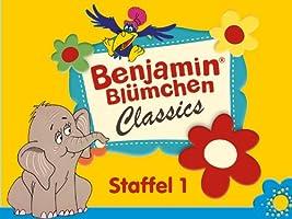 Benjamin Bl�mchen Classics - Staffel 1