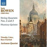String Qrts 2 -3 & Phantasy-Quintet