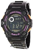 Casio Baby G Black Ladies Watch BG3000A-1HDR