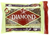Diamond Pecan Halves, 16-Ounce Bags (Pack of 4)