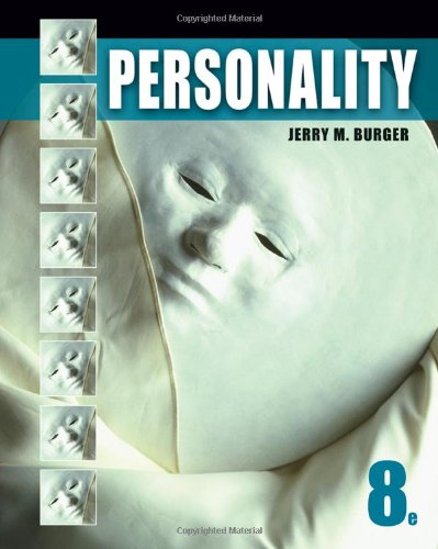 Personality, 8th Edition (Theory Of Personality 8th Edition compare prices)