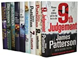 James Patterson (Womens Murder) Collection 9 Books Set Pack RRP: £ 89.91 (1st to Die, 2nd Chance, 3rd Degree, 4th of July, 5th Horseman, 6th Target, 7th Heaven, 8th Confession, 9th Judgement) (James Patterson (The Women's Murder Club))