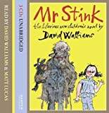 Mr Stink by Walliams, David (2010) Audio CD David Walliams