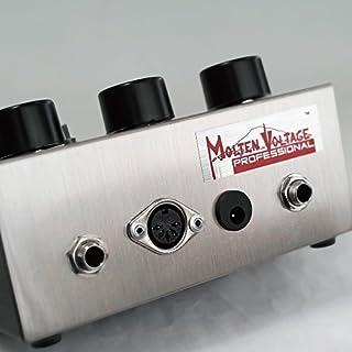 Molten Voltage Big Muff MIDI ビッグマフに128種類のMIDIプリセットを搭載 モルテンボルテージ ビッグマフミディ 国内正規品
