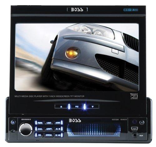 Boss BV9993 In-Dash DVD/MP3/CD AM/FM Receiver