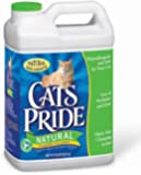 Cat's Pride Natural Scoopable Cat Litter Jug, 20-Pound