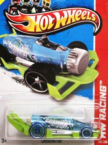 2013 Hot Wheels (136/250) Regular Treasure Hunt - Carbonator