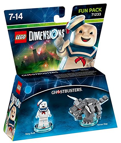 Lego: Dimensions Fun Pack - Ghostbusters Stay Puff Mm Figurina - Day-One