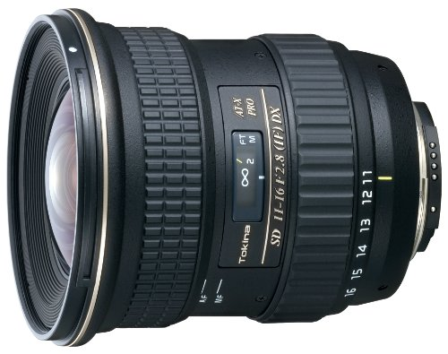 Tokina Auto Focus 11-16mm f/2.8 AT-X 116 PRO DX Lens for Sony