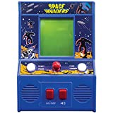 Space Invaders Mini Arcade - Portable Game Has Joystic Action And Sounds!