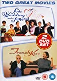 echange, troc Four Weddings and a Funeral/French Kiss [Import anglais]