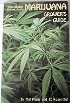 marijuana growers guide indoor |outdoor…
