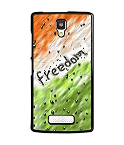 Crazymonk Premium Digital Printed Back Cover For Lenovo A2010