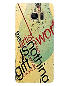 GripIt The Artist Printed Case for Samsung Galaxy Note 7