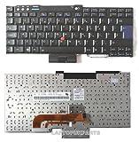 Lenovo Thinkpad T400 / T500 keyboard - UK / GB (english) 42T4090 / 42T3961