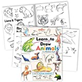 eeBoo Art Book 3 - Learn to Draw Animals