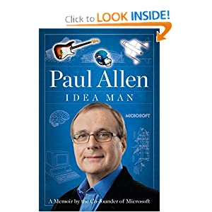 Idea Man: A Memoir the Co-founder of Microsoft