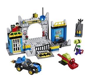 LEGO Juniors 10672: Batman Defend the Batcave