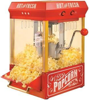 Nostalgia Electrics KPM200 Kettle Popcorn Popper
