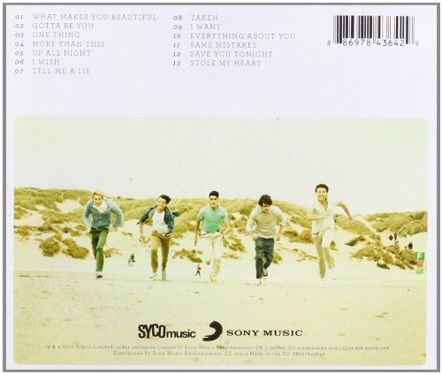 one direction up all night album download 320kbps