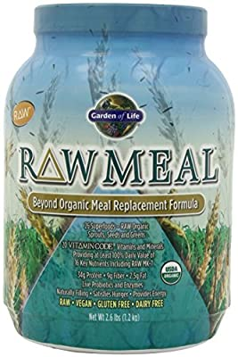 Garden of Life - RAW Meal Beyond Organic Meal Replacement Formula (Un-Flavored, 2.5 Pound)
