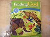 img - for Finding God Our Response to God's Gifts Grade 1 Catechist Edition Parish Catechist Guide book / textbook / text book