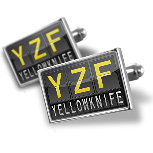 Cufflinks Yzf Airport Code For Yellowknife - Neonblond