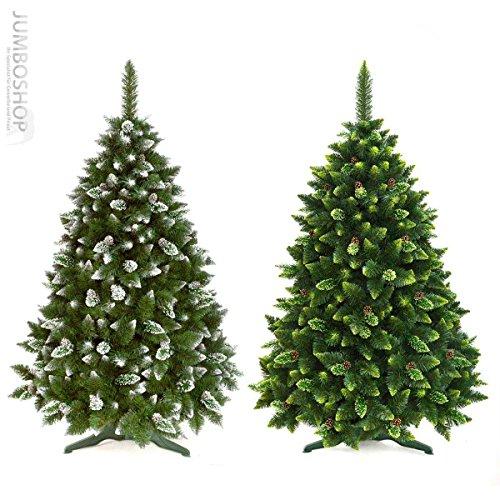 Alberi Di Natale Prezzi.Albero Di Natale Artificiale Premium Bianco Verde Novita