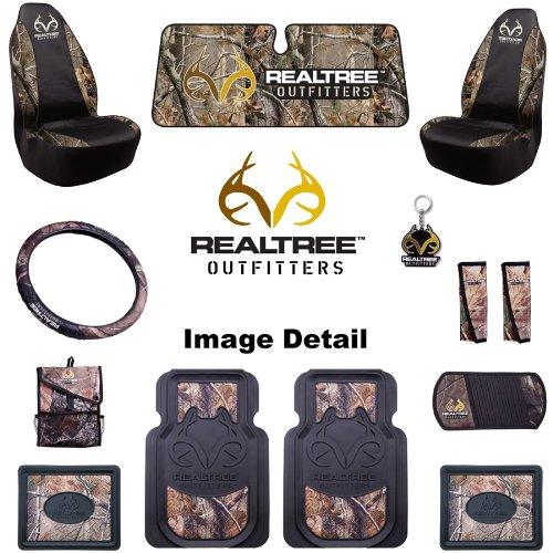 Gracia Linburg Privatesite Realtree Outfitters Camo Car