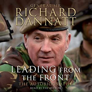 Leading from the Front Audiobook