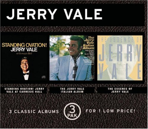 Jerry Vale - The Jerry Vale Italian Album - Zortam Music