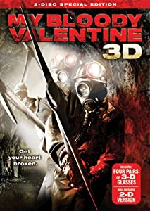 NEW My Bloody Valentine (2009) 3d (DVD)