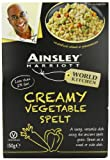 Ainsley Harriott Creamy Vegetable Spelt 150 g (Pack of 8)