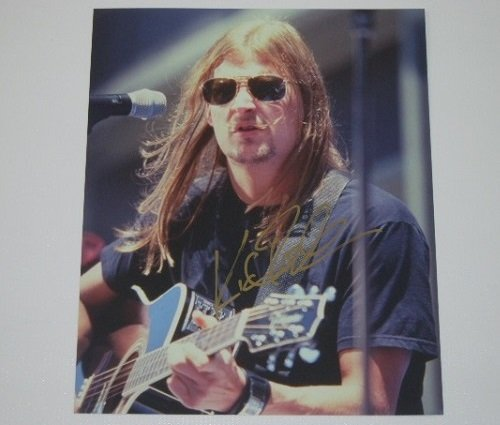 Kid Rock Devil Without A Cause Hand Signed Autographed 8X10 Glossy Photo Loa