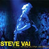 Alive In An Ultra World by Vai, Steve [Music CD]