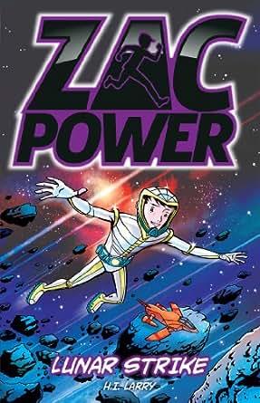 zac power lunar strike ebook h i larry amazon co uk