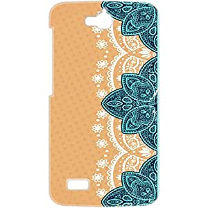 a AND b Designer Printed Mobile Back Cover / Back Case For Huawei Honor Holly (HON_HOL_3D_180)