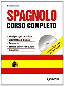 Spagnolo. Corso completo. Con CD Audio (Multilingual) Hardcover