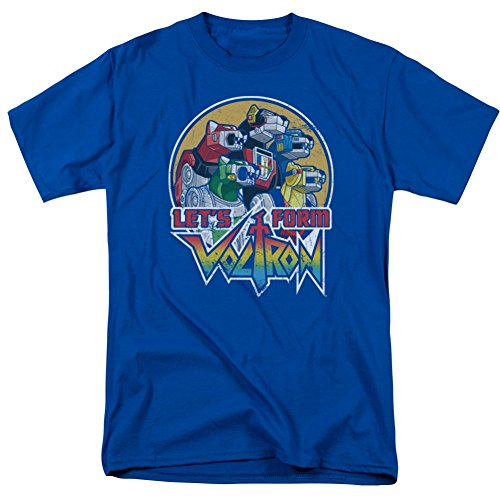 Let's Form Voltron T-Shirt