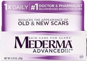 MEDERMA Advanced Scar Gel - 50 gr
