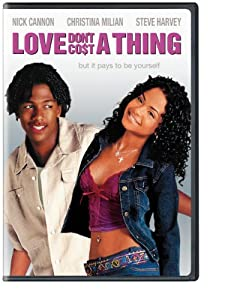 Love Don't Cost a Thing (Widescreen) [Import]