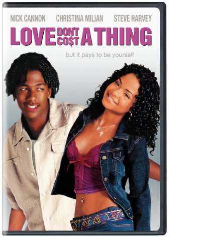 Cover art for  Love Don&#039;t Cost a Thing (Widescreen Edition)
