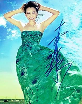 BINGBING LI - Asian Beauty AUTOGRAPH Signed 8x10 Photo