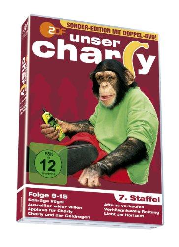 Unser Charly - Staffel 7/Folge 09-15 [2 DVDs]