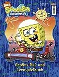 Image de SpongeBob Schwammkopf, Großes Mal- und Lernspielbuch
