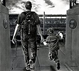 The Perfect Day Father and Son Baseball 14\