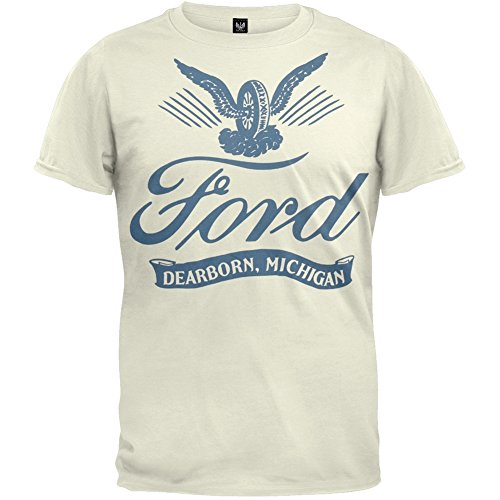 Ford - Winged Tire Logo T-Shirt (Ford Jersey compare prices)