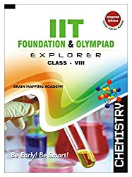 IIT Foundation and Olympaid Explorer Chemistry - Class 8